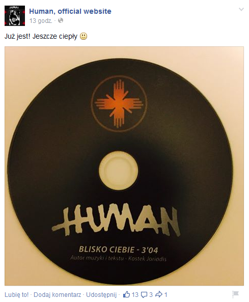 human fb