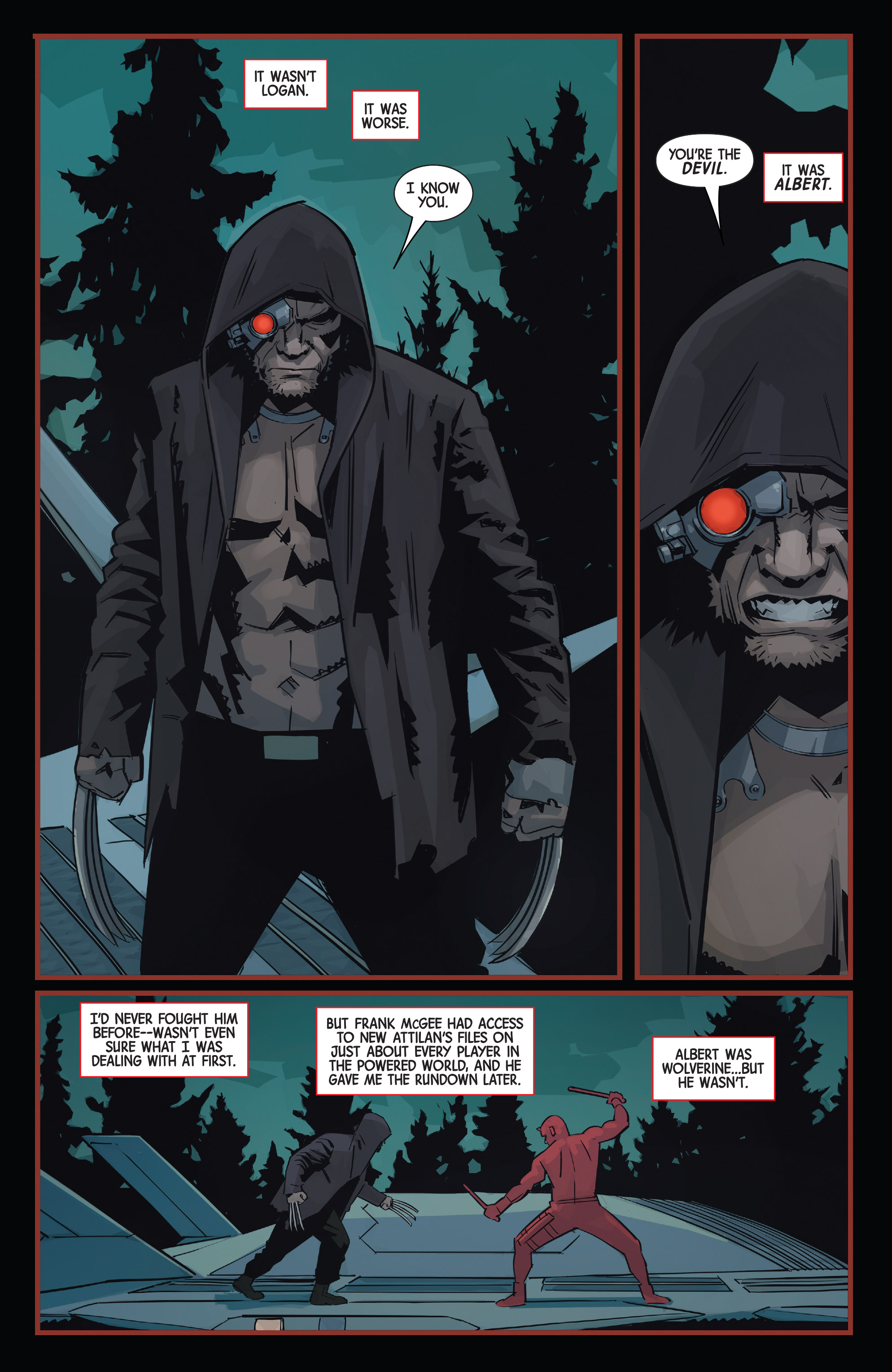 Hunt For Wolverine: Weapon Lost #3