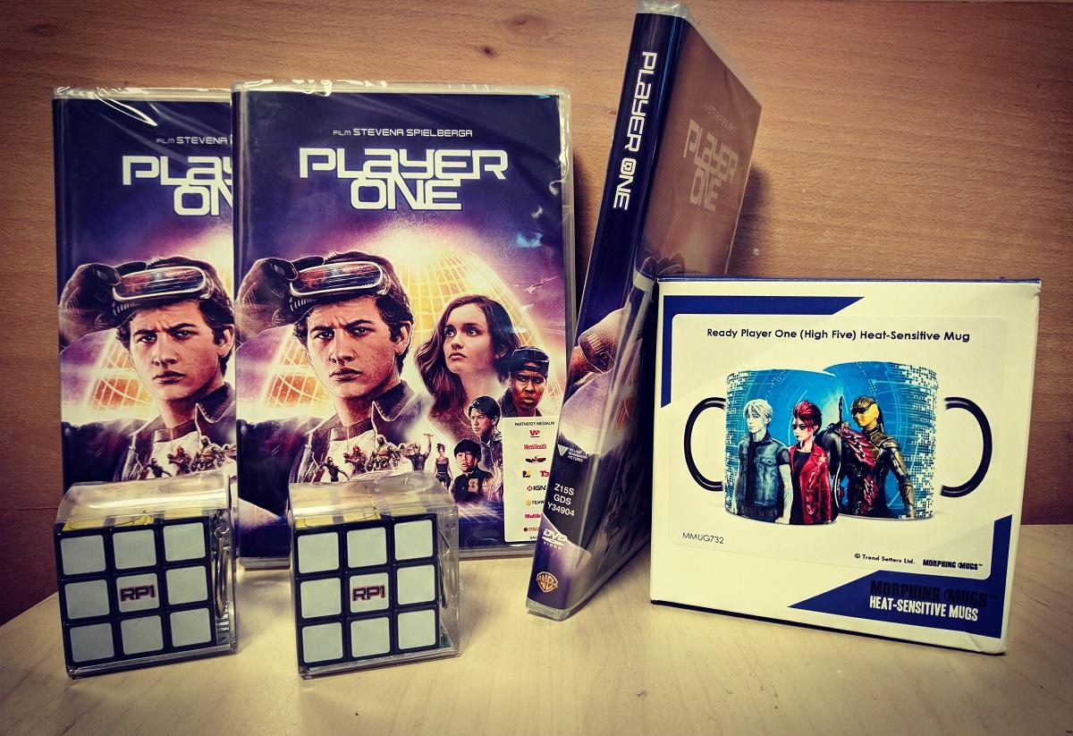 Player One konkurs DVD