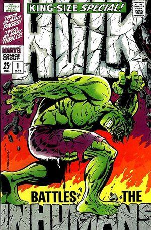 Incredible Hulk Special