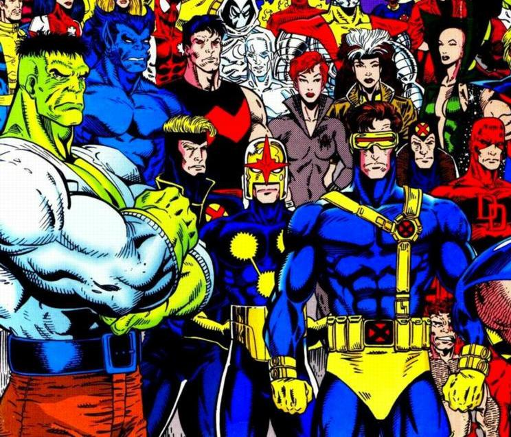 Infinity War vol. 1 #1