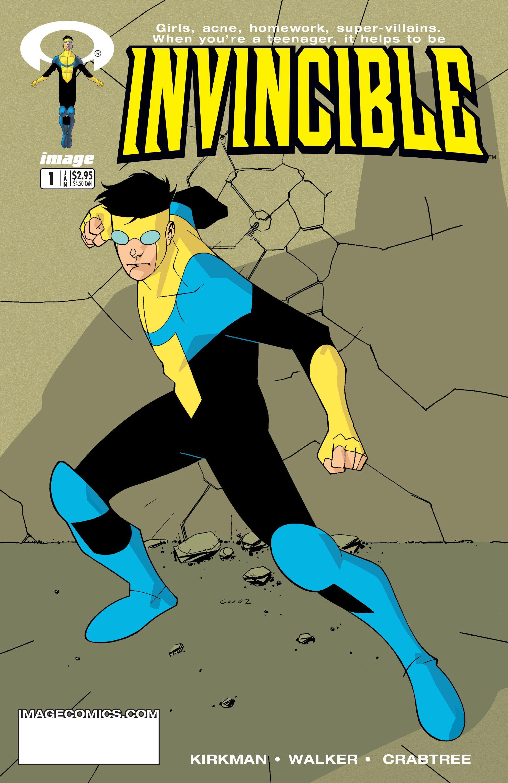 Invincible vol. 1 #1