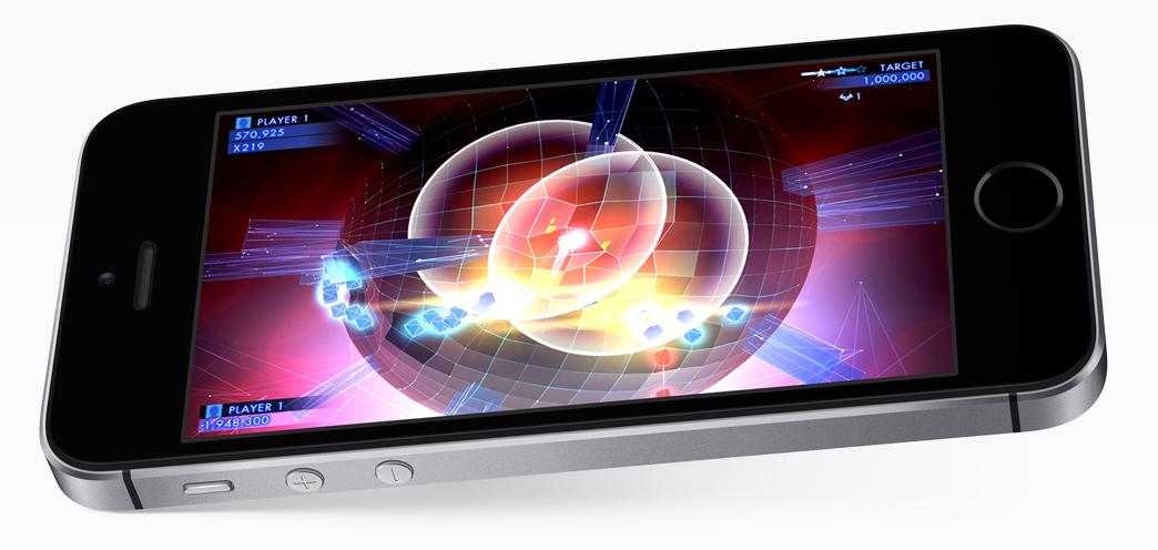 iPhone 5 SE foto: materiały prasowe