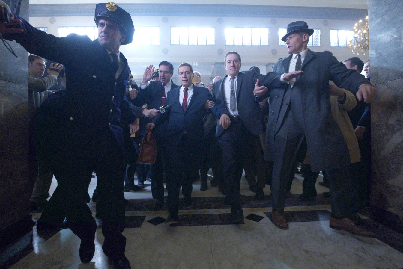 Irishman - Martin Scorsese dla Netflix