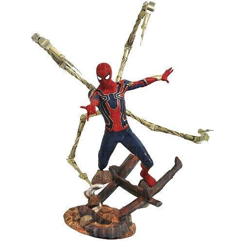 Iron Spider Diamond Select