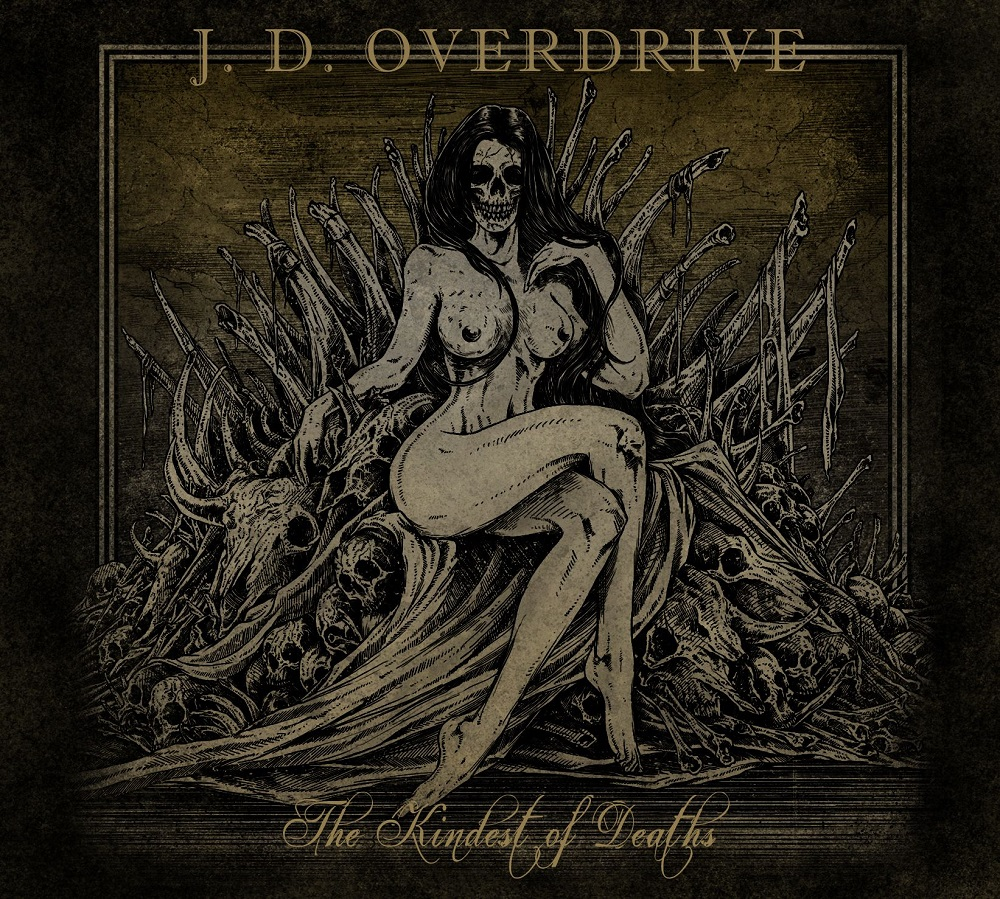J. D. Overdrive - The Kindest Of Deaths