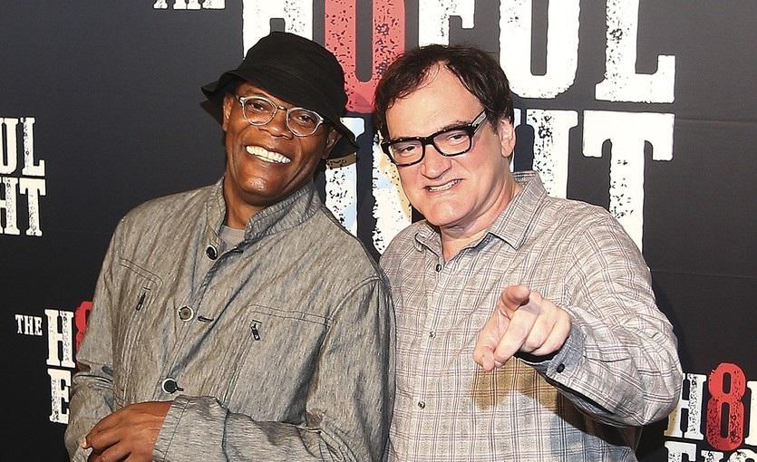 SAmuel L. Jackson, Quentin Tarantino
