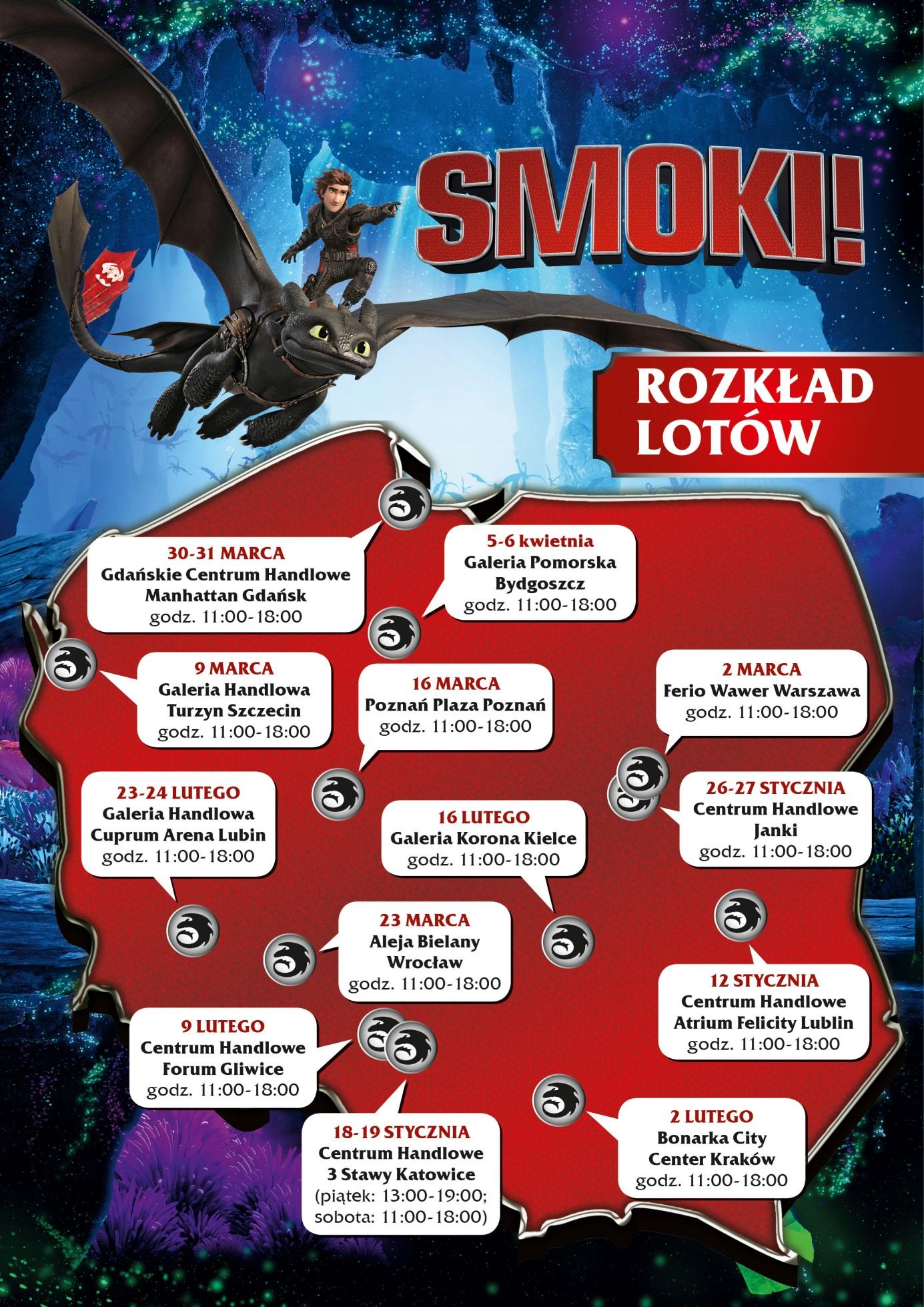 """c9ec9f68bbc270 Jak wytresować smoka 3"""": kiedy premiera w Polsce? [DATA, BILETY ..."""