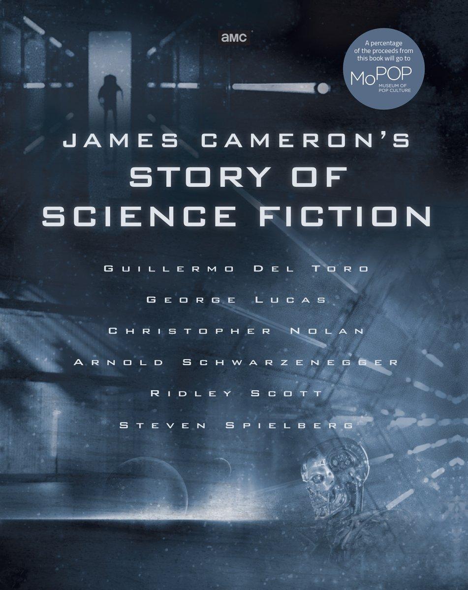 książka Historia Science Fiction Jamesa Camerona
