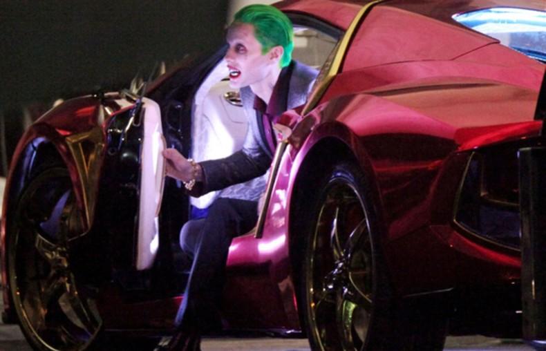Jared Leto jako Joker 1/9