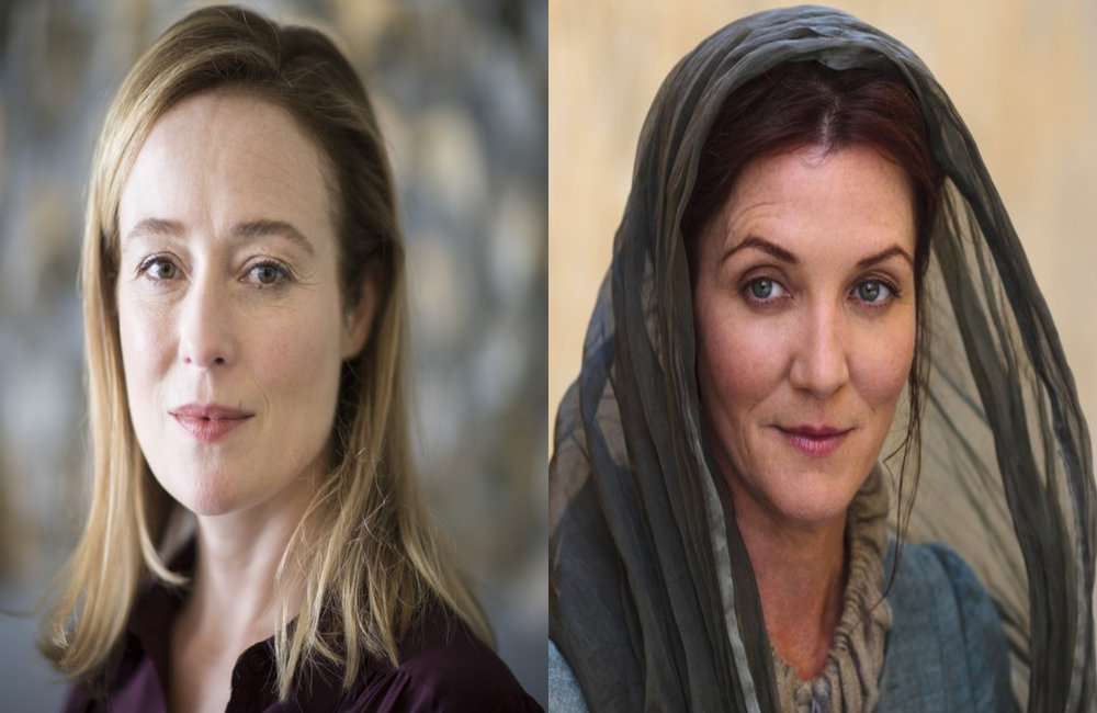 Jennifer Ehle / Michelle Fairley jako Catelyn Stark, foto: AP/East News, Album Online/East News