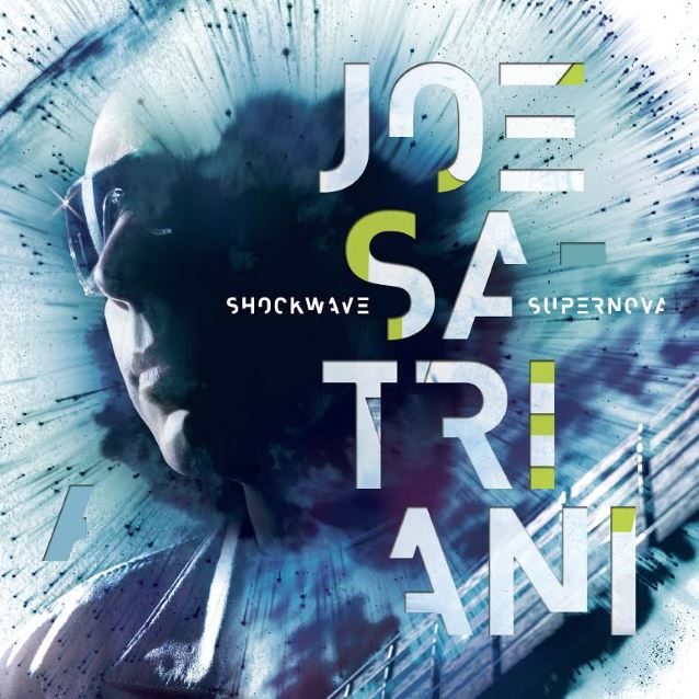 Joe Satriani zapowiada Shockwave Supernova
