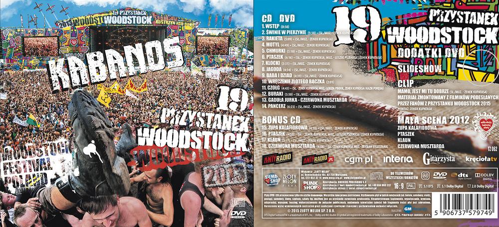 Kabanos na Woodstock
