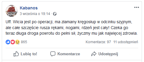 kabanos wpis