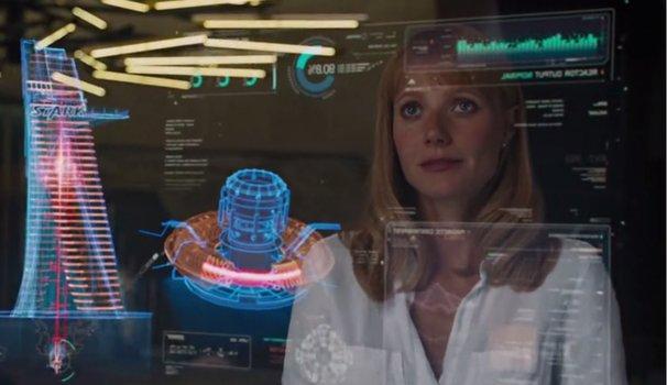 "Kadr z filmu ""Avengers"""