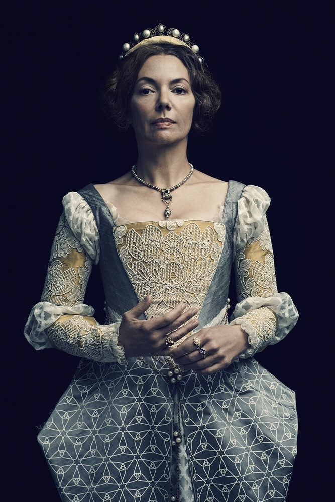 Kadr z serialu The White Princess