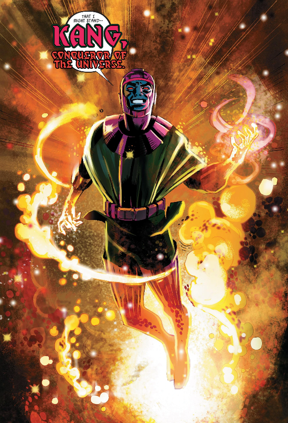 Kang Zdobywca  - Uncanny Avengers #21