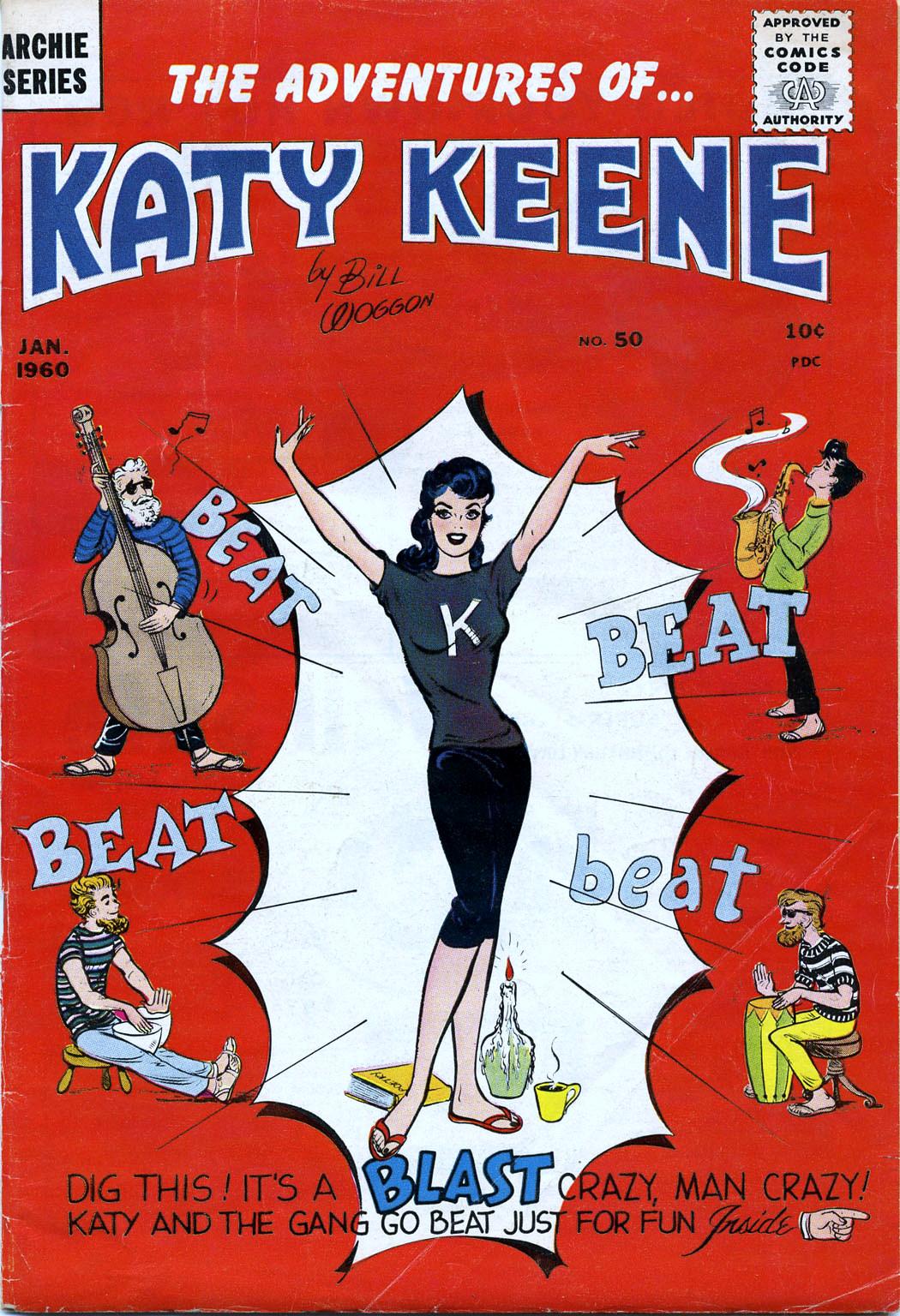 Katy Keene #50