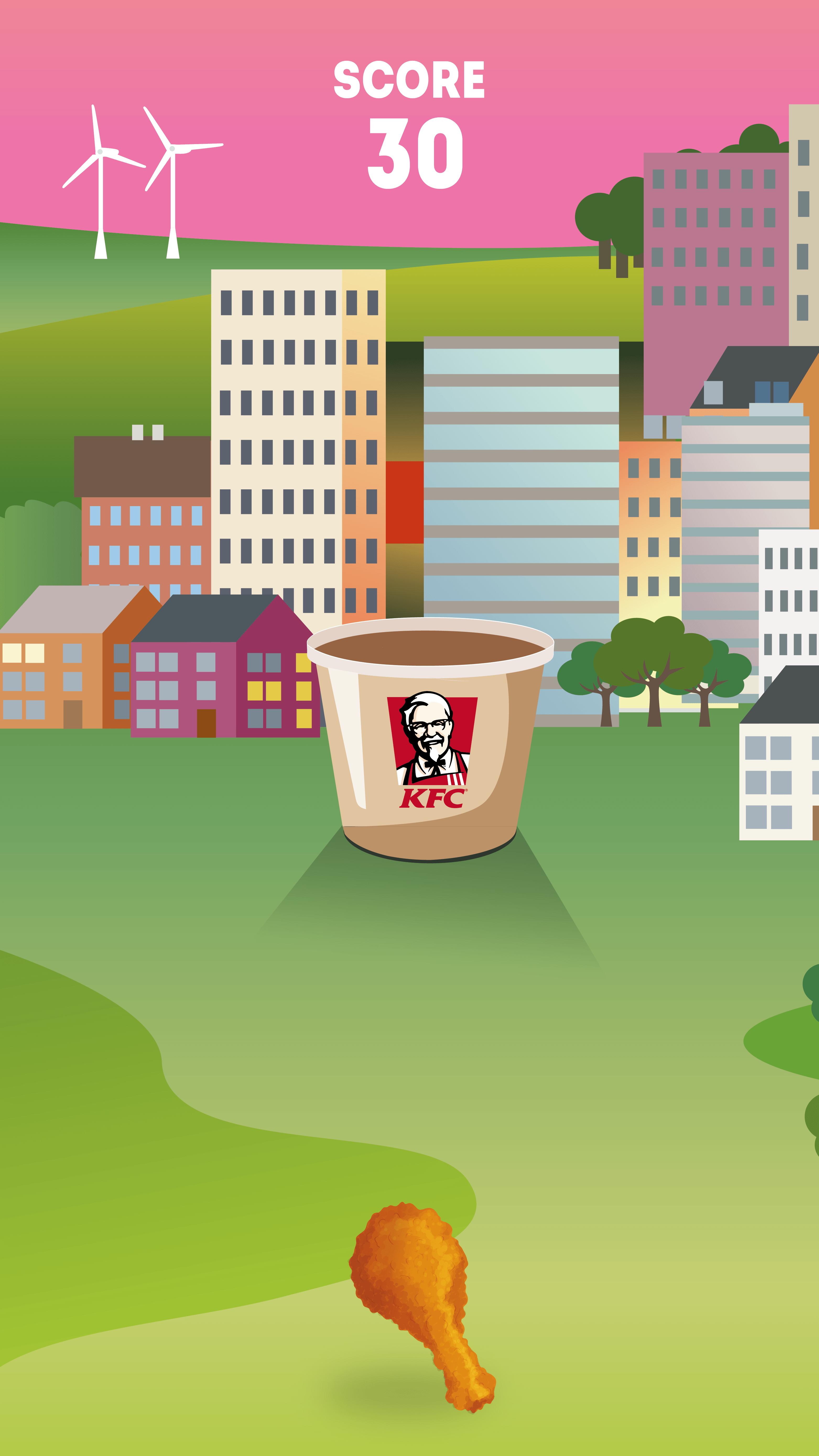 KFC Messenger Game_plansza 3