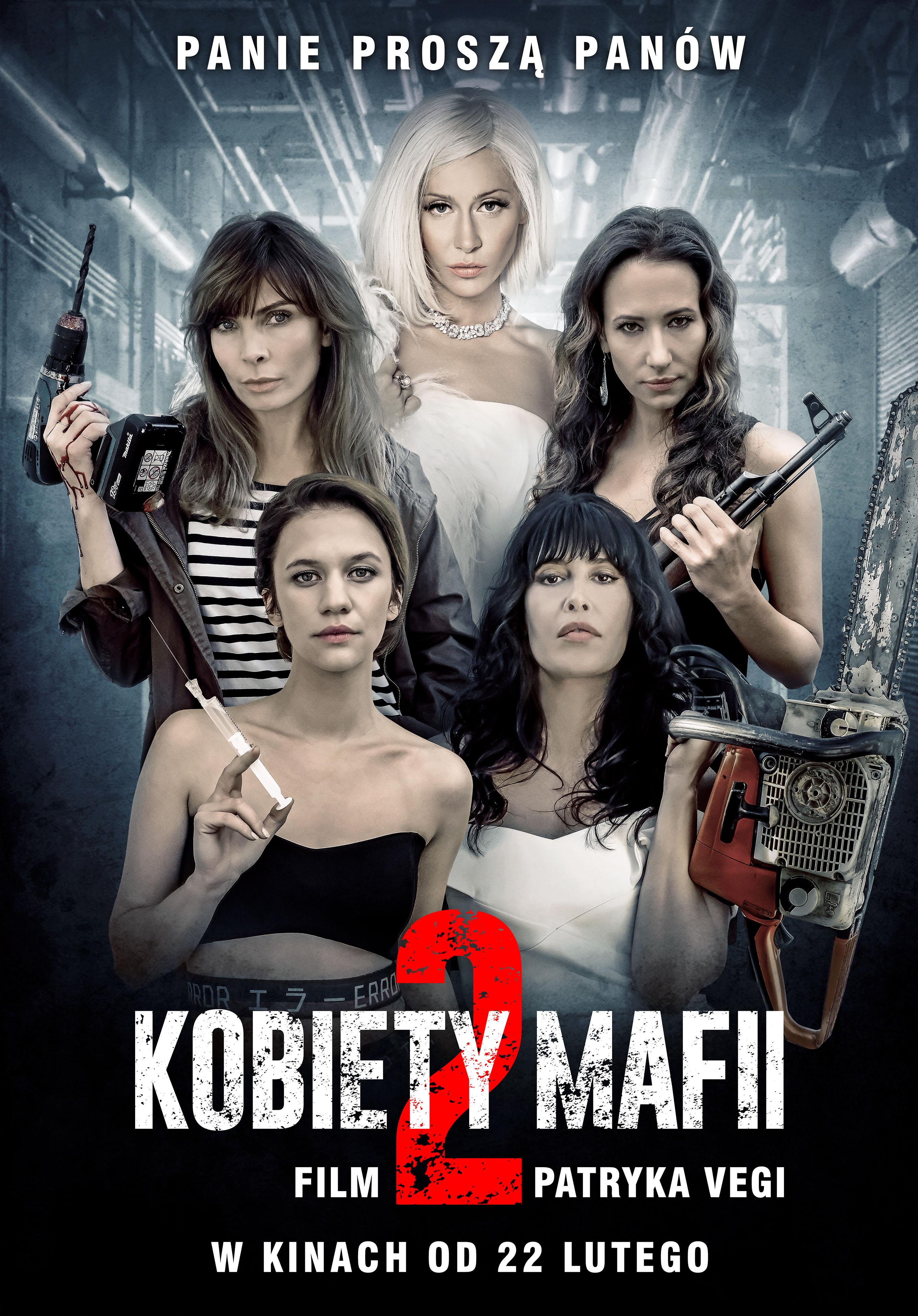 Kobiety mafii 2 - plakat
