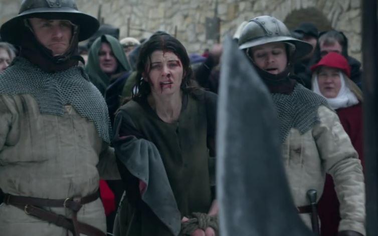 Korona królów - śmierć Baśki Dunin