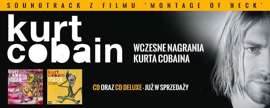 Kurt Cobain - płyty
