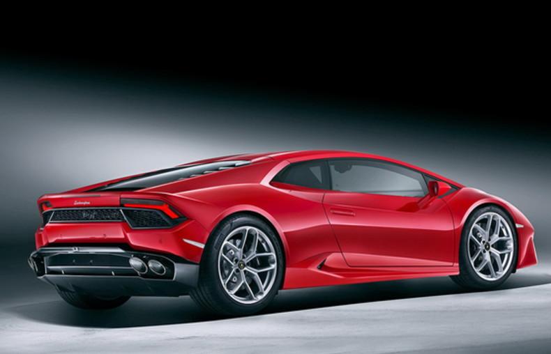 Lamborghini Huracan LP 580-2 1/5