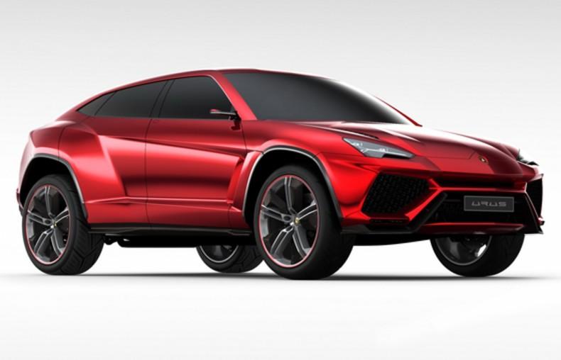 Lamborghini Urus 1/15