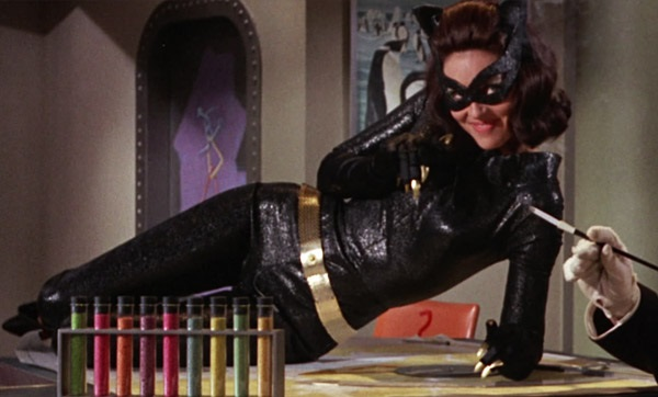 Lee Meriewether jako Catwoman