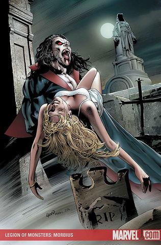 Legion of Monsters Morbius vol. 1 #1