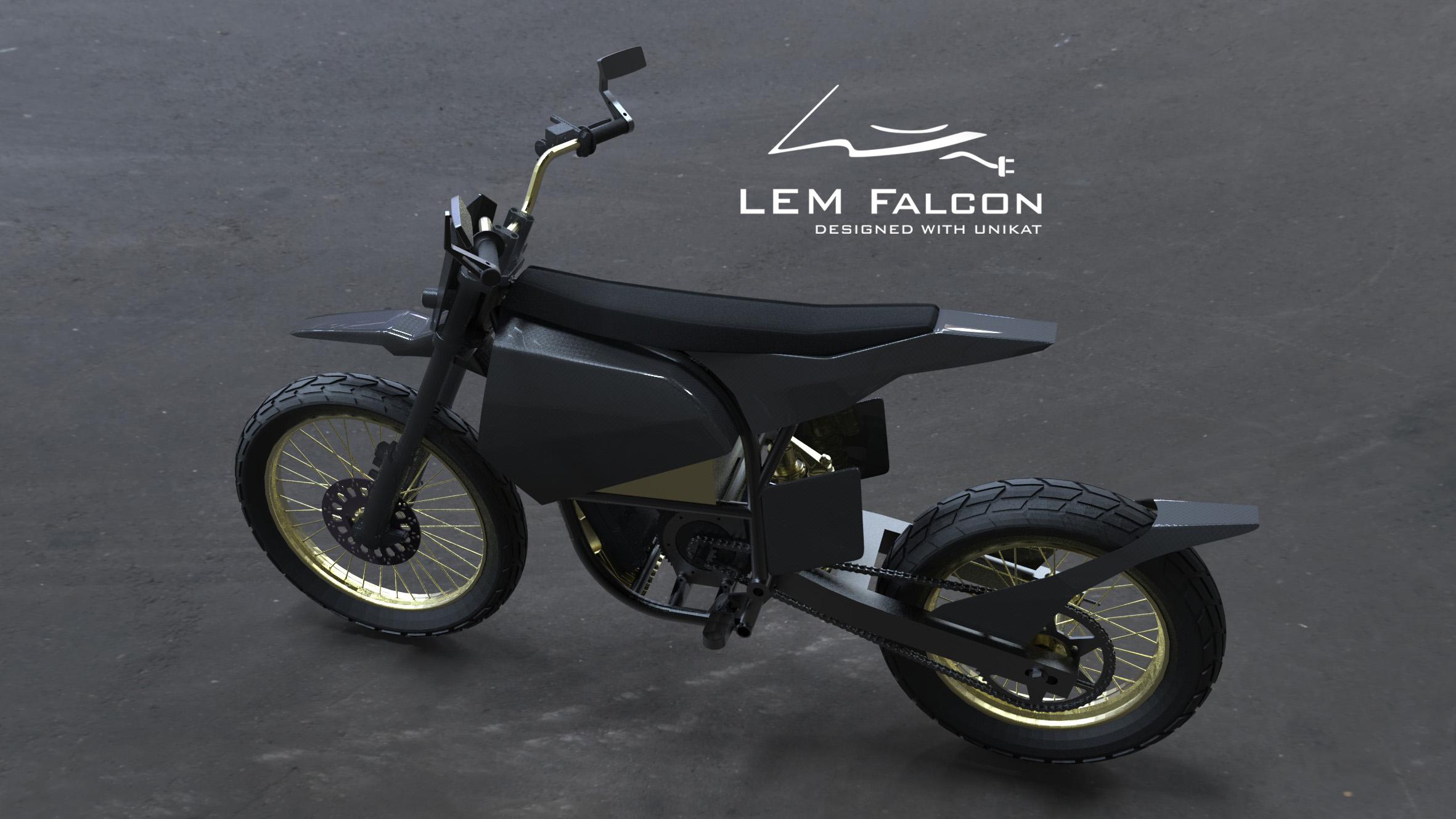 LEM Falcon 1