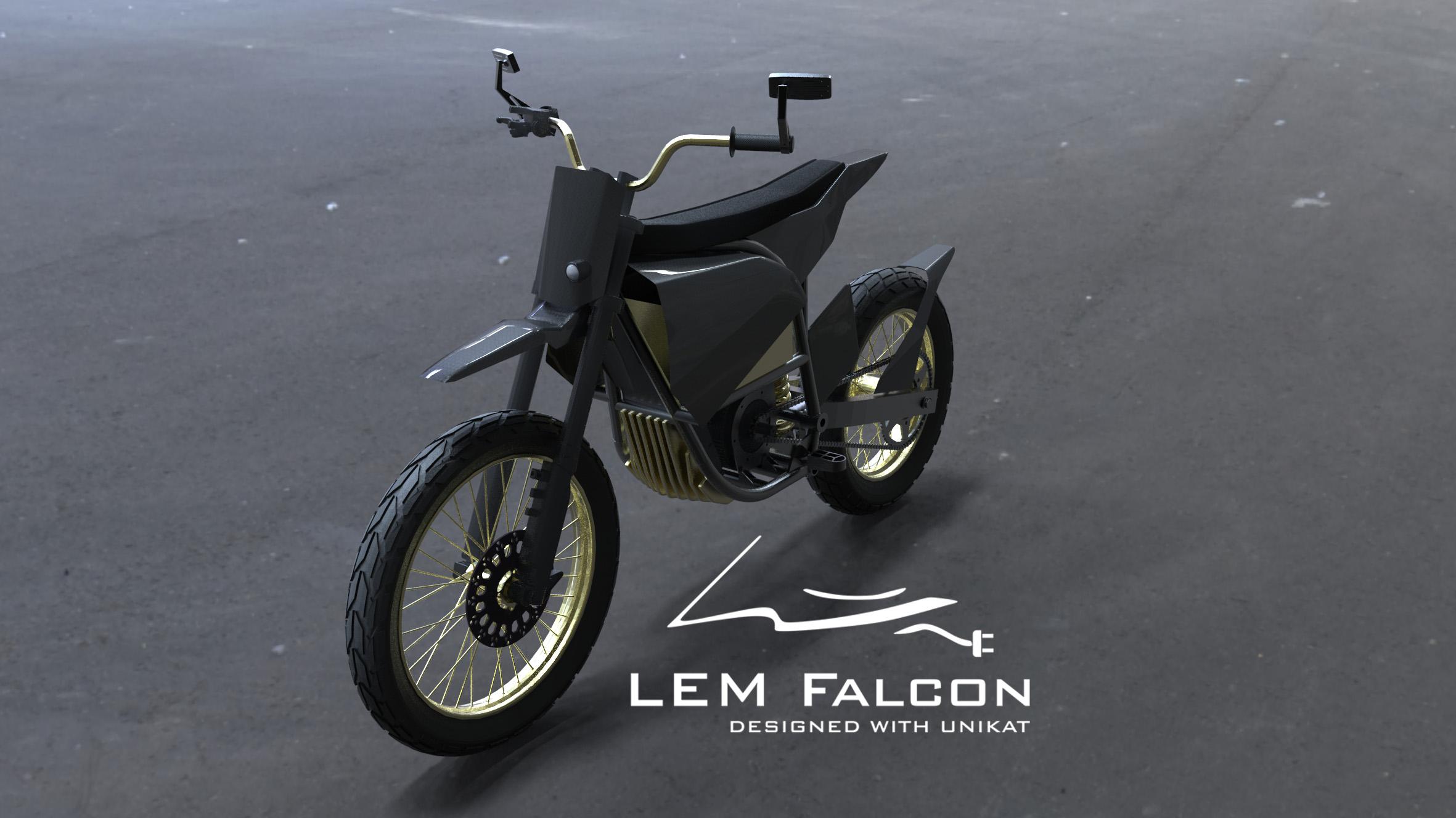 LEM Falcon 2