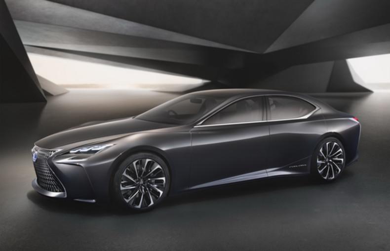 Lexus LF-FC 1/20