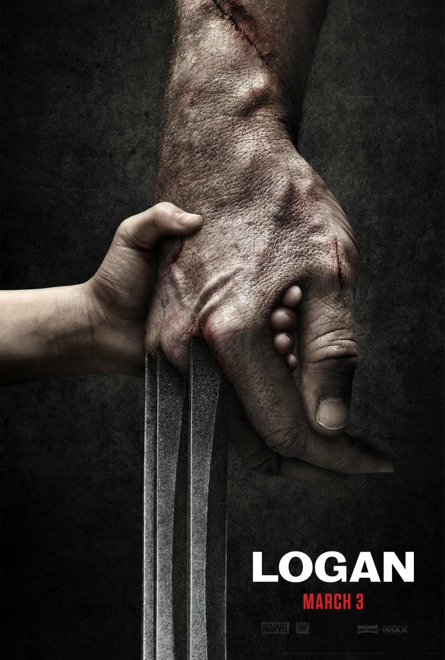 Logan: Wolverine - plakat