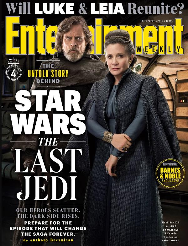 Luke i Leia EW