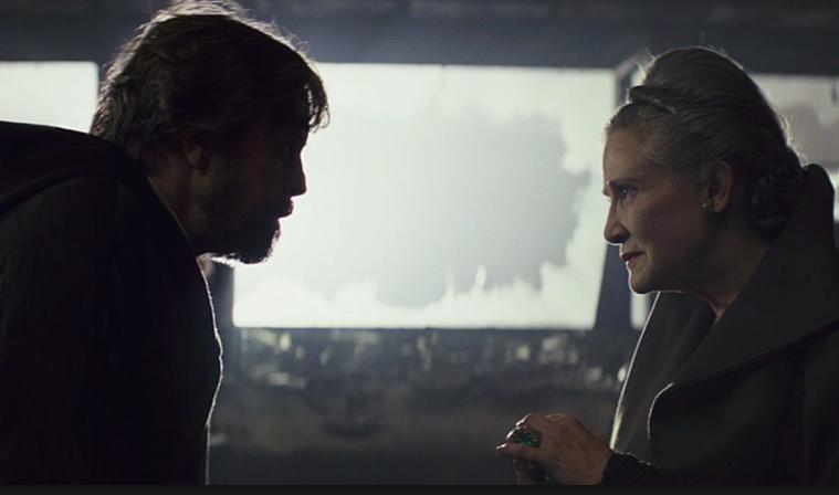 Luke i Leia