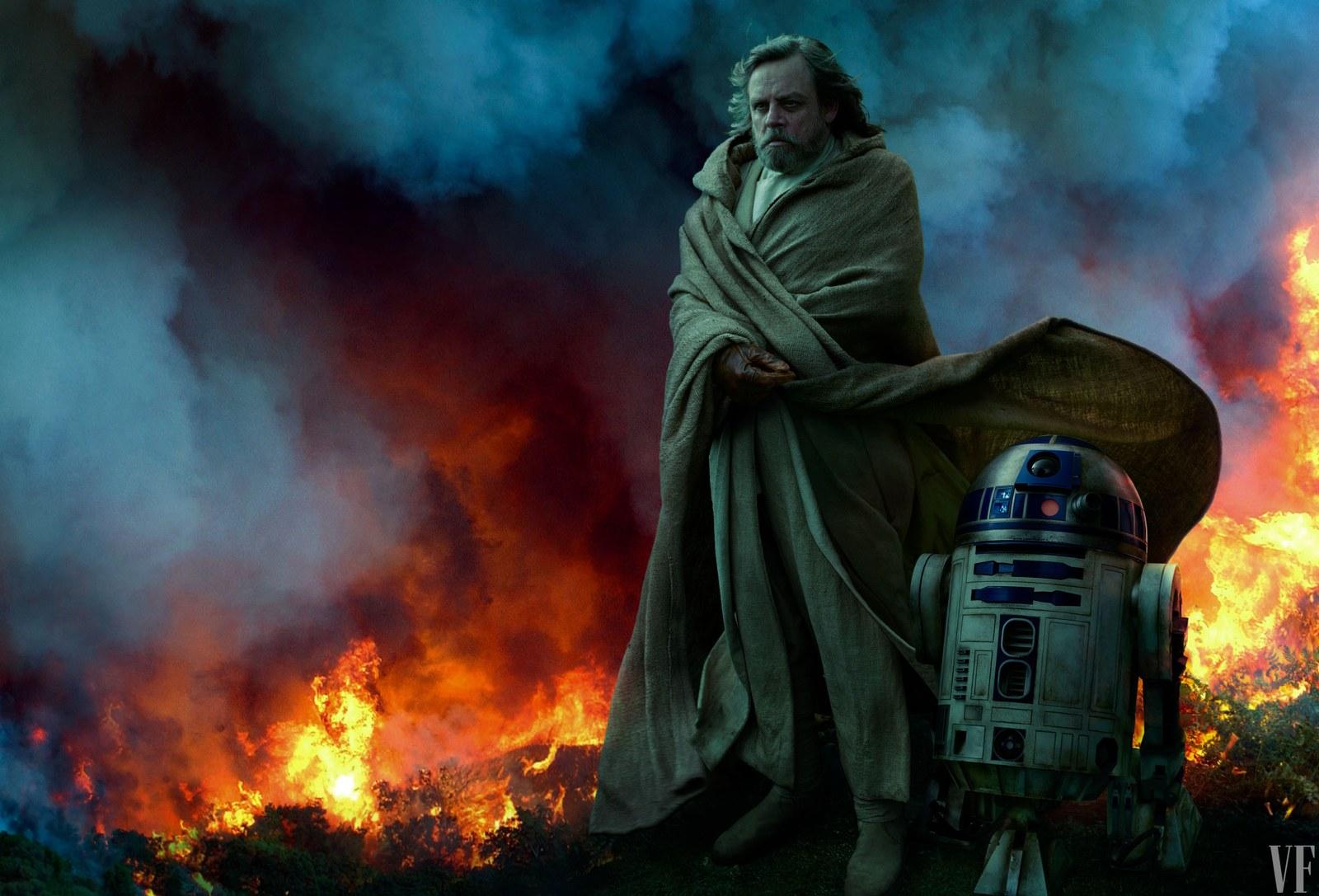 Luke Skywalker Vanity Fair