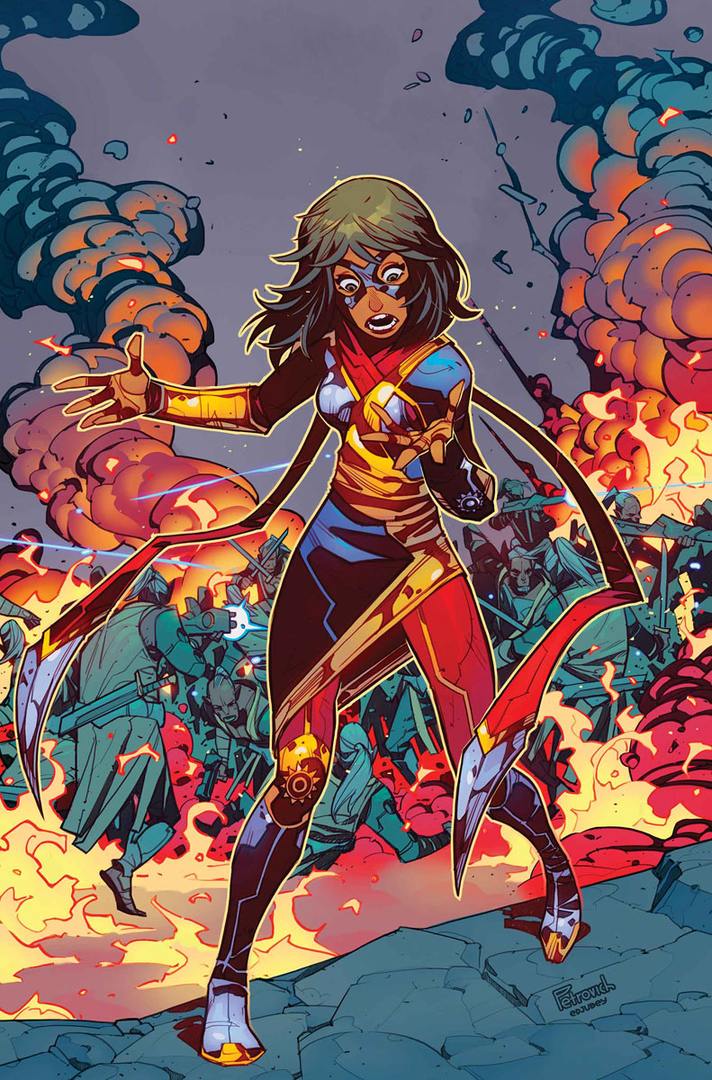 Magnificent Ms. Marvel #5