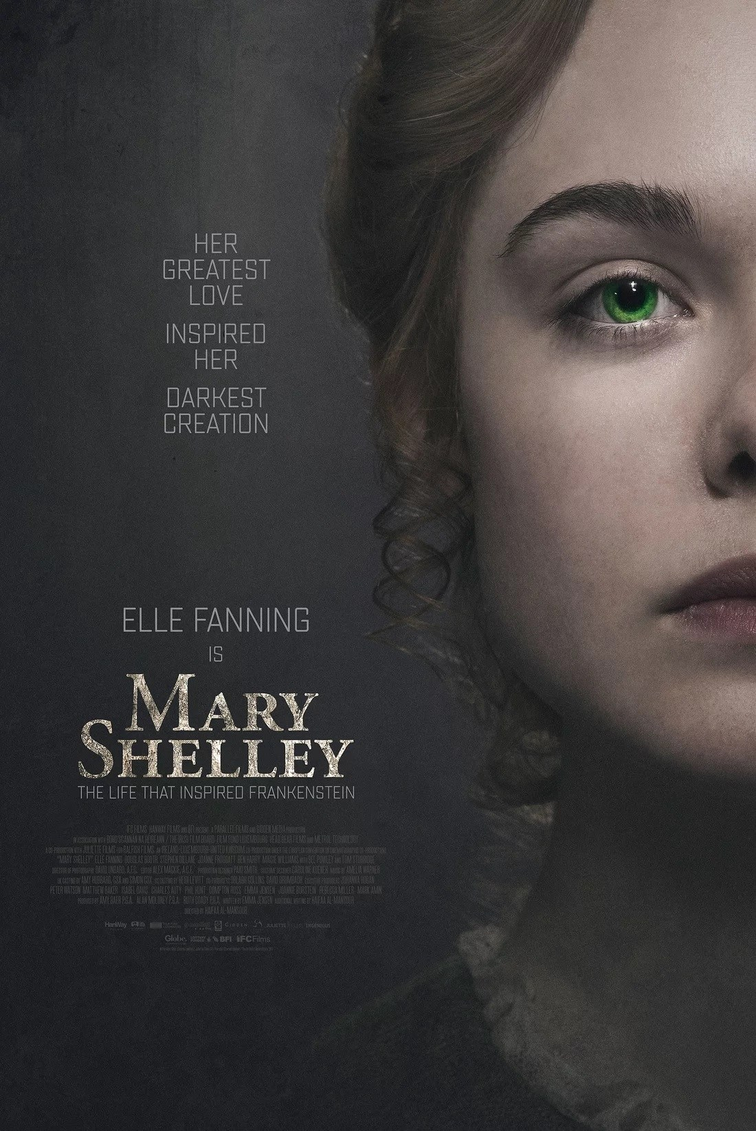 Marry Shelley - plakat