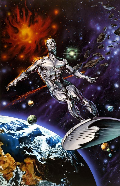 Marvel Graphic Novel #38 - okładka