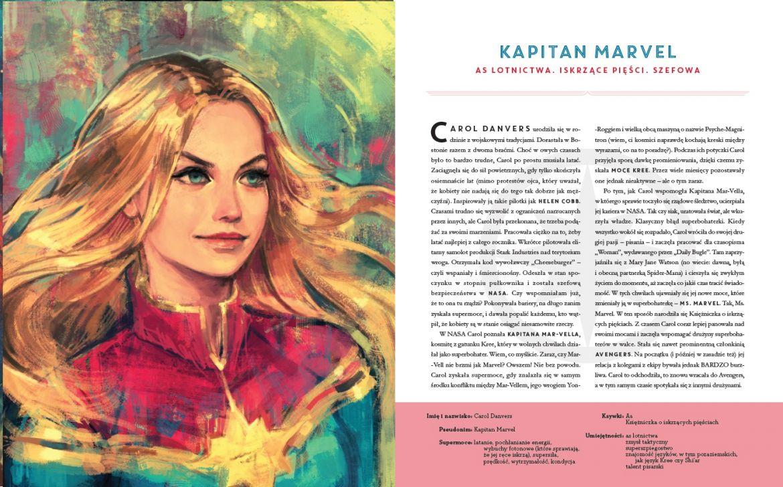 Marvel. Superbohaterki