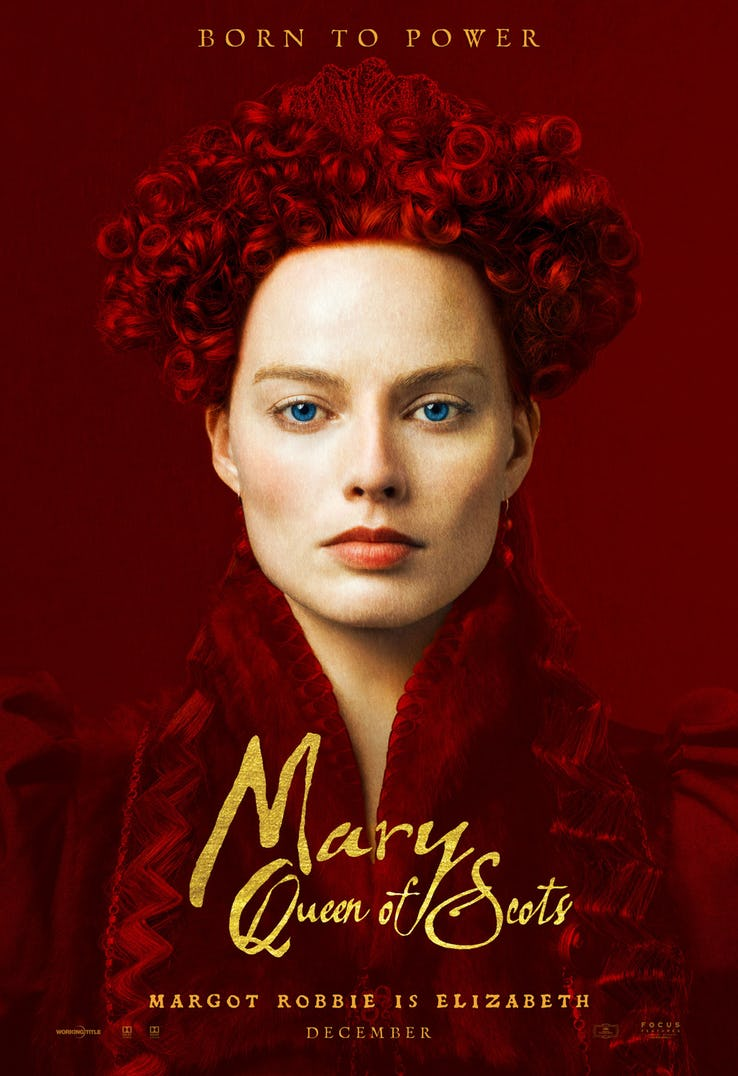 Margot Robbie Elżbieta I