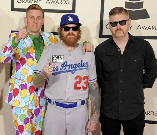 Mastodon Grammy - Picture Perfect REX EAST NEWS