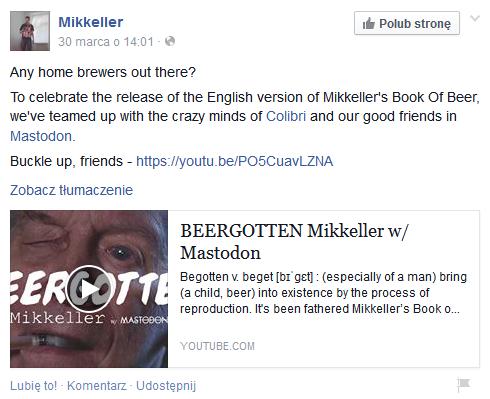 Mastodon-Mikkeller