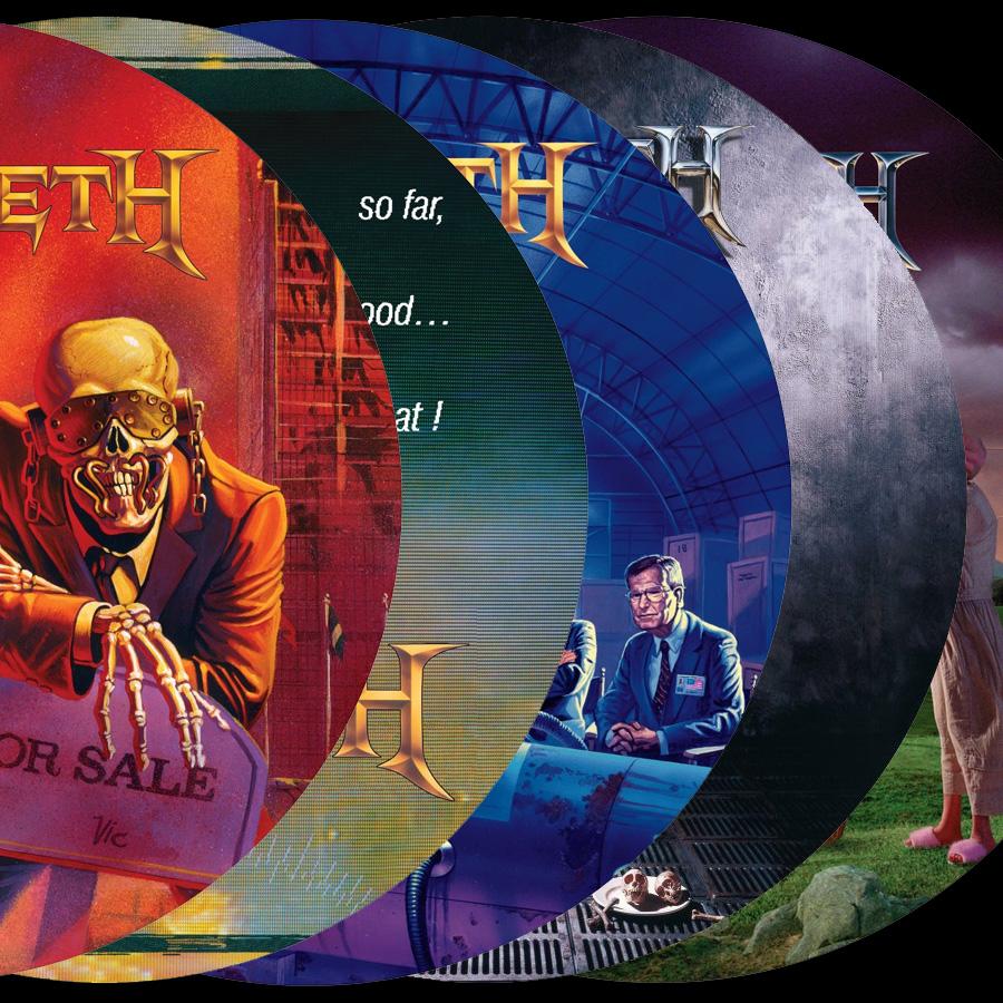 megadeth-Five-Discs