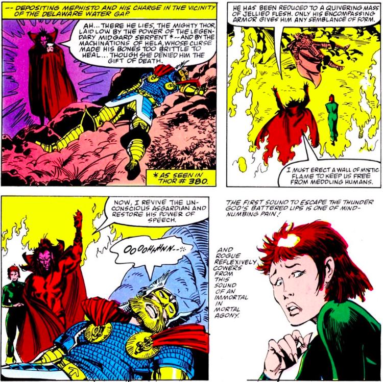 Mephisto vs.... #4