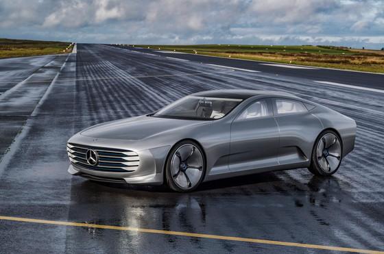 Mercedes-Benz Concept IAA 1/5