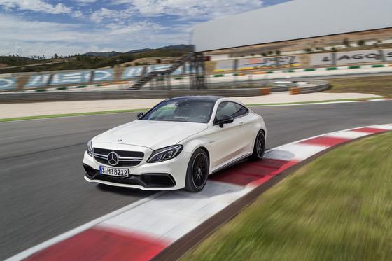 Mercedes klasy C 1/50