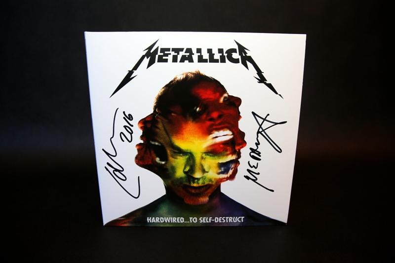 Metallica front