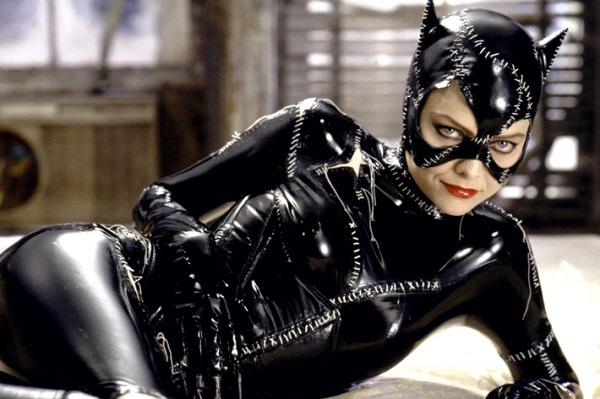 Michelle Pfeiffer jako Catwoman